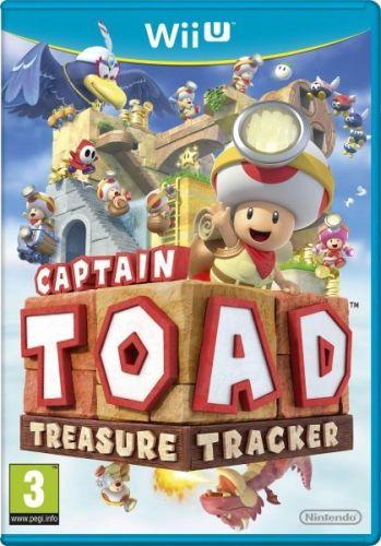 Captain Toad: Treasure Tracker pro Nintendo Wii U