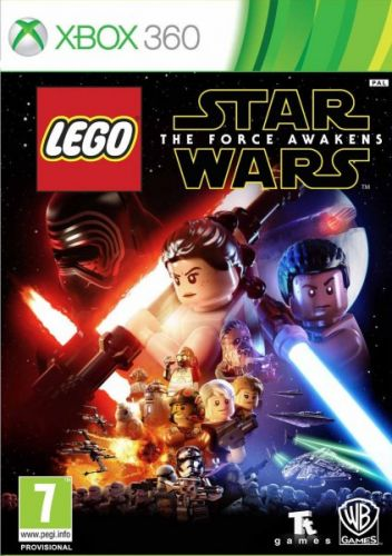 Lego Star Wars: The Force Awakens pro Xbox 360
