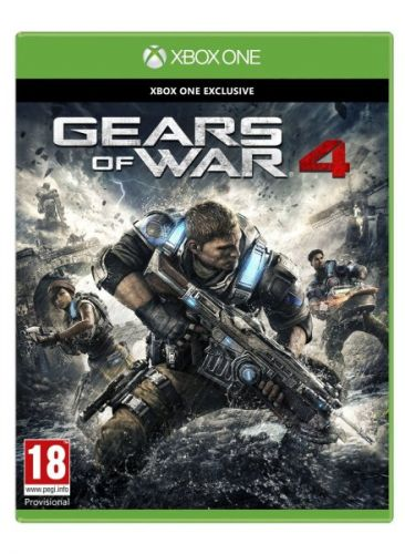 Gears of War 4 pro Xbox One