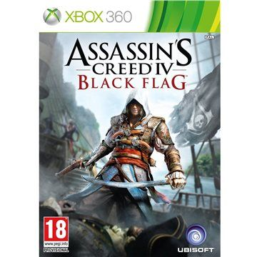 Assassins Creed IV: Black Flag CZ pro Xbox 360