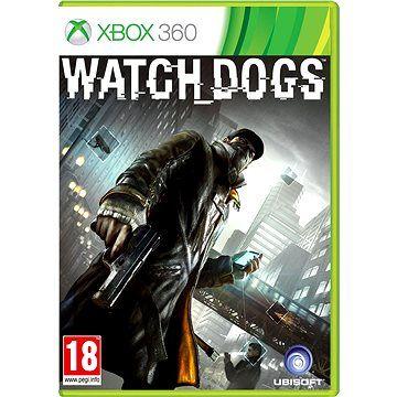 Watch Dogs CZ pro Xbox 360