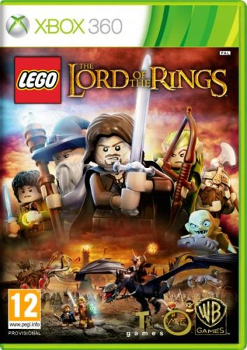 LEGO Lord of the Rings pro Xbox 360