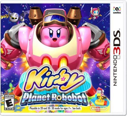 Kirby: Planet Robobot pro Nintendo 3DS