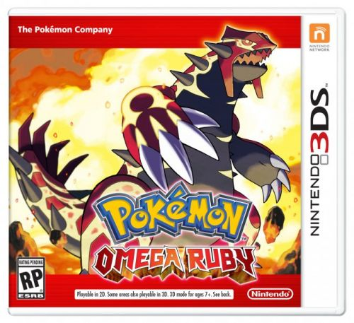Pokemon Omega Ruby pro Nintendo 3DS
