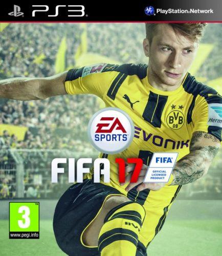 Fifa 17 pro PS3 cena od 0 Kč