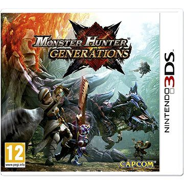 Monster Hunter Generations pro Nintendo 3DS