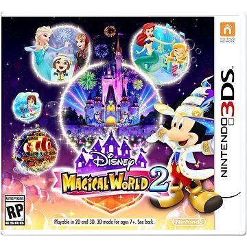 Disney Magical World 2 pro Nintendo 3DS