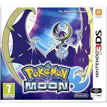 Pokémon Moon pro Nintendo 3DS