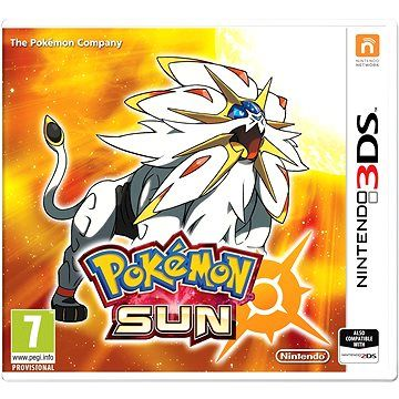 Pokémon Sun pro Nintendo 3DS
