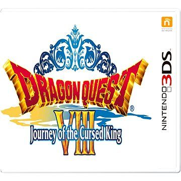 Dragon Quest VIII: Journey of the Cursed King pro Nintendo 3DS
