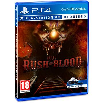 Until Dawn: Rush of Blood pro PS4