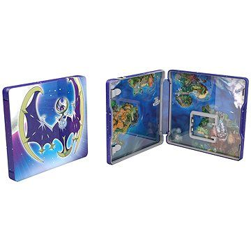 Pokémon Moon Steelbook Edition pro Nintendo 3DS