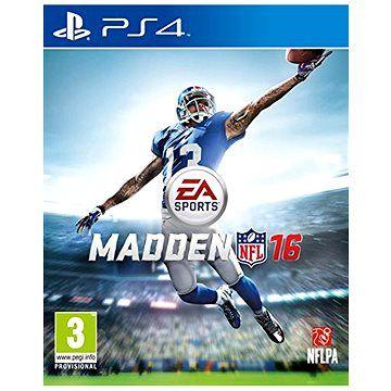 Madden NFL 16 pro PS4 cena od 569 Kč