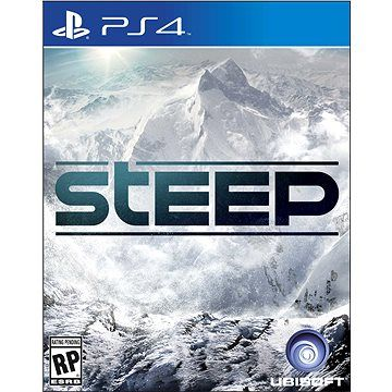 Steep pro PS4 cena od 449 Kč