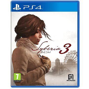 Syberia 3 pro PS4