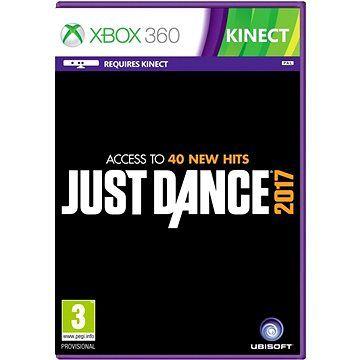 Just Dance 2017 pro Xbox 360