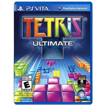 Tetris Ultimate pro PS Vita