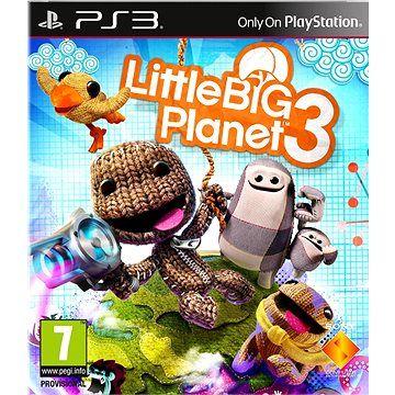 LittleBigPlanet 3 pro PS3