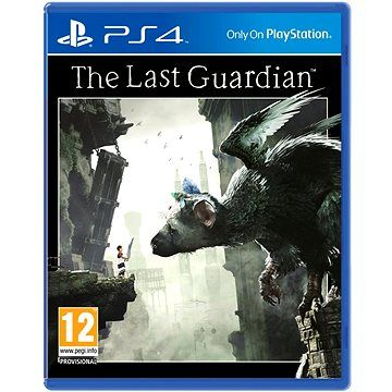 XXL obrazek The Last Guardian pro PS4