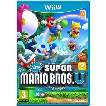 New Super Mario Bros. Select pro Nintendo Wii U