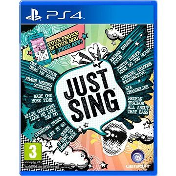 Just Sing pro PS4
