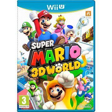 Super Mario 3D World pro Nintendo Wii U