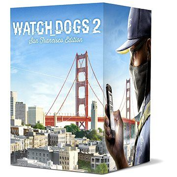 Watch Dogs 2 San Francisco Edition CZ pro PS4