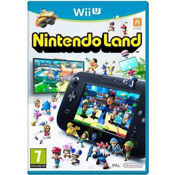 Nintendo Land Select pro Nintendo Wii U
