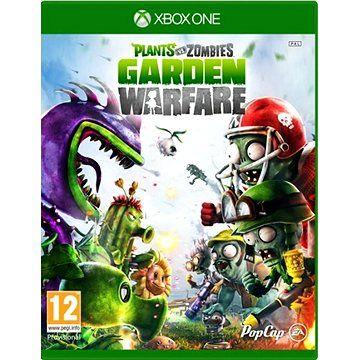 Plants vs Zombies Garden Warfare pro Xbox One