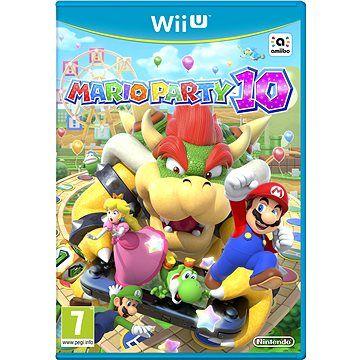 Mario Party 10 pro Nintendo Wii U