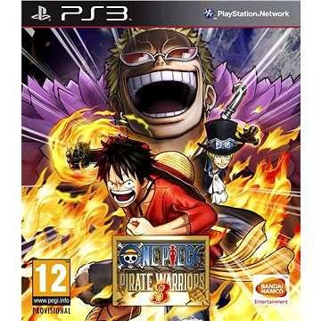 One Piece Pirate Warriors 3 pro PS3
