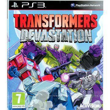 Transformers Devastation pro PS3