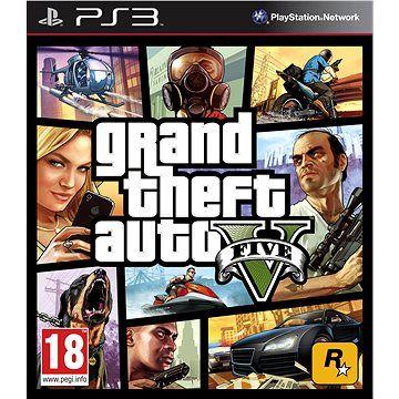 Grand Theft Auto V pro PS3