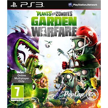 Plants vs Zombies Garden Warfare pro PS3