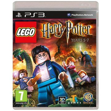 Lego Harry Potter: Years 5-7 pro PS3 cena od 499 Kč