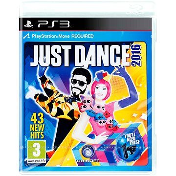Just Dance 2016 pro PS3