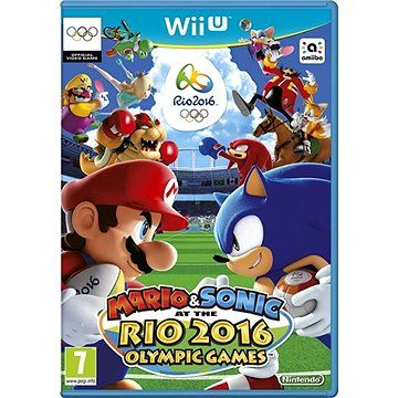 Mario & Sonic at the Rio 2016 Olympic Games pro Nintendo Wii U