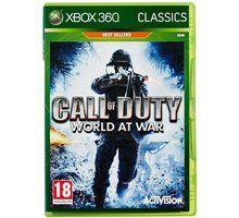 Call of Duty: World At War pro Xbox 360