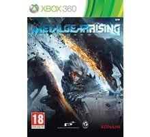 Metal Gear Rising: Revengeance pro Xbox 360
