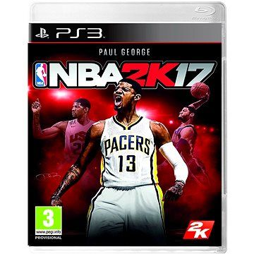 NBA 2K17 pro PS3