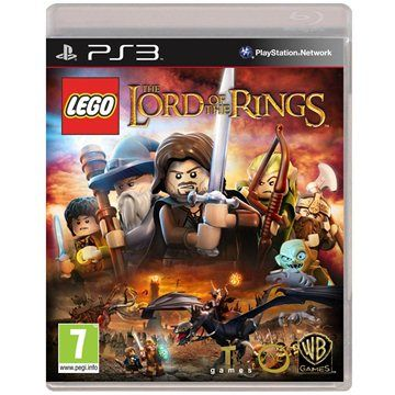 XXL obrazek Lego Lord of The Rings pro PS3