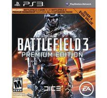 Battlefield 3: Premium Edition pro PS3