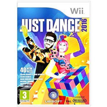 Just Dance 2016 pro Nintendo Wii