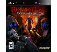 Resident Evil: Operation Raccoon City pro PS3