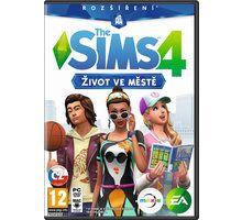 The Sims 4: Život ve městě pro PC
