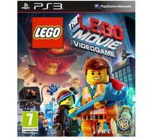 Lego Movie Videogame pro PS3