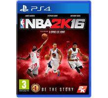 NBA 2K16 pro PS4 cena od 379 Kč