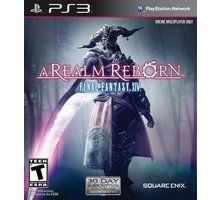 Final Fantasy XIV: A Realm Reborn pro PS3