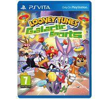 Looney Tunes: Galactic Sports pro PS Vita