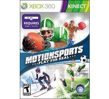 Kinect Motion Sports pro Xbox 360